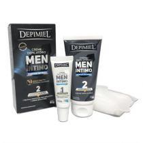 Creme Depilatório Men Íntimo 95g Depimiel -