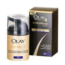 Creme Facial Olay Total Effects Reafirmante Noturno 48g - OLAY