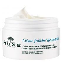 Crème Fraîche de Beauté Nuxe - Hidratante Facial - 50ml - Nuxe Paris