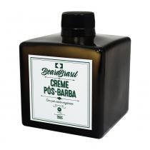 Creme Pós Barba Cem por Cento Orgânico Fresh 350g - Beard Brasil - Beard Brasil