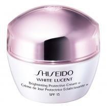 Creme Protetor Iluminador Shiseido White Lucent Brightening Protective Cream W Spf 15 - 50ml - Shiseido