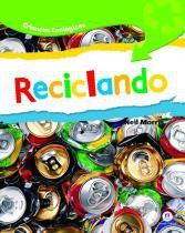Criancas ecologicas reciclando - 9788538005063 - Ciranda cultural