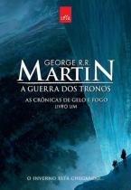 Cronicas de Gelo e Fogo, as, V.1 - A Guerra dos Tronos - Ediçao Comemorativa - Leya casa da palavra