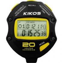 Cronômetro Digital 20 Voltas - Kikos CR20