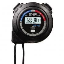 Cronômetro digital à prova dágua Casio HS-3V-1RDT -