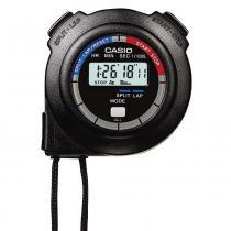 Cronômetro digital à prova dágua Casio HS-3V-1RDT - Casio