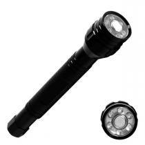 CSR8555 - Lanterna de Alumínio Telescópica 6 LEDs CSR 8555 - CSR - CSR