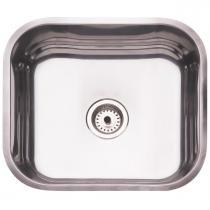Cuba Para Cozinha Retangular 40 Bl Aço Inox 94081506 Tramontina - Tramontina
