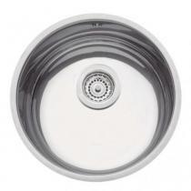 Cuba redonda em aço inox alto brilho 35 cm - Tramontina - Tramontina