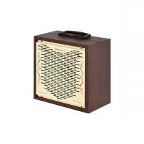 Cubo Multiuso Oneal Vintage OCM 2908 Falante 8 Polegadas 110W Ativo -
