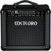 Cubo para guitarra com 16 efeitos nitrous drive 15w rms nde15 meteoro - Meteoro