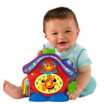 Cuco Aprender e Brincar Fisher Price - Mattel - Fisher Price