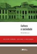 Cultura E Sociedade - Saraiva - 1