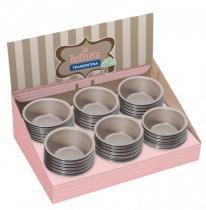 CupCakes 1 Pc La Pasticceria - 27899-030 - Tramontina - Aluminio - Tramontina