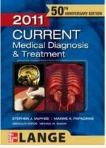 Current medical diagnosis treatment 2011 - Mhp - mcgraw hill professional