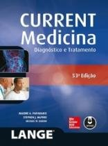 Current Medicina - Diagnostico E Tratamento - Lange - Mcgraw Hill - 1