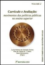 Curriculo e avaliaçao - Editora crv