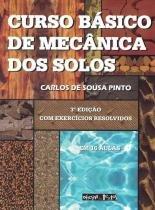 CURSO BASICO DE MECANICA DOS SOLOS - 3º ED - Oficina de textos