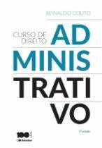 Curso De Direito Administrativo - Couto - Saraiva - 953059
