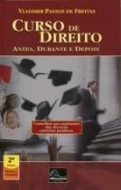 Curso De Direito - Antes Durante E Depois - Millennium - 1044735