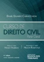 Curso De Direito Civil - Parte Geral - Rt - 1