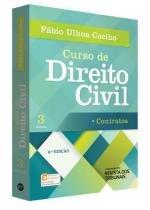 Curso de direito civil, v.3 - contratos - Rt