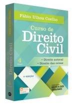 Curso de direito civil, v.4 - direito autoral - direito das - Rt