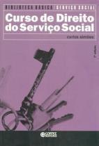 CURSO DE DIREITO DO SERVICO SOCIAL - 7º ED - 9788524921735 - Cortez editora