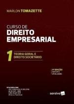 Curso de Direito Empresarial, V.1 - Saraiva editora