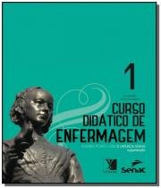 Curso didatico de enfermagem modulo i - 10a ed - Senac