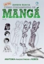 Curso Fundamental De Manga - Vol 4 - Criativo - 1