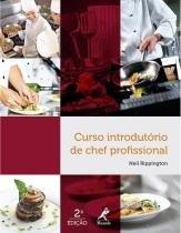 Curso introdutorio de chef profissional - Manole