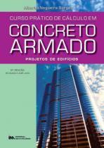 CURSO PRATICO DE CALCULO EM CONCRETO ARMADO - 3ª ED - Imperial novo milenio