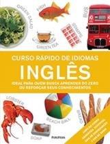 Curso Rapido De Idiomas - Ingles - Publifolha - 952710