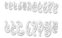 Curva Francesa Desetec 1119 Trident - 953139