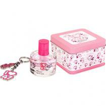 Cutie 47 Street - Feminino - Eau de Toilette - Perfume + Chaveiro - 47 Street