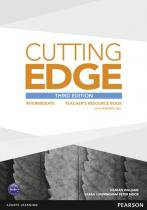 Cutting edge intermediate trb with resources cd-rom - 3rd ed - Pearson (importado)