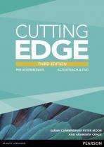 Cutting edge pre-intermediate active teach cd-rom - 3rd ed - Pearson audio visual