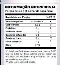 D-Ribose Solúvel Unilife 150g Sem Sabor -