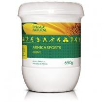 Dagua natural creme de massagem 650g - arnica sports - Dagua natural