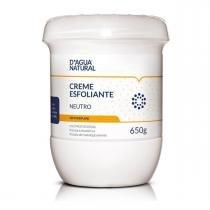 Dagua natural creme esfoliante neutro 650g -