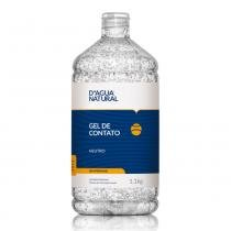 Dagua Natural - Gel de Contato NEUTRO - 1,1kg - DÁgua Natural