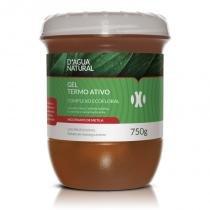 Dagua natural gel termo ativo complexo ecofloral 750g - Dagua natural