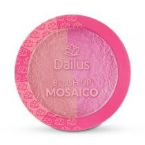 Dailus Blush Up Mosaico - 06 Rosa Floral - Dailus