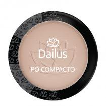 Dailus color pó compacto - 04 bege claro - Dailus