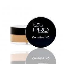 Dailus PRO - Corretivo Facial HD  Amarelo - 04 - Dailus