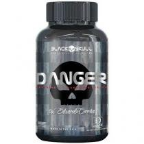 Danger - 60 Licaps - Black Skull -