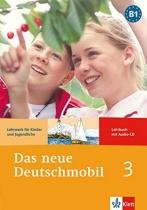 Das neue deutschmobil 3 lehrbuch mit audio cd - Klett