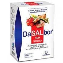 DaSalbor - 100g - Sanibras - Sanibras