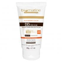 DD Blur Cream Fps58 Biomarine - Tratamento Antimanchas 60g - Bronze - Biomarine